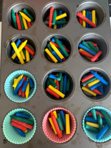 Home Made Crayons