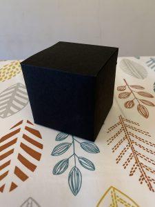 Cube assembled