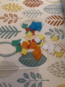 1.5cm squares
