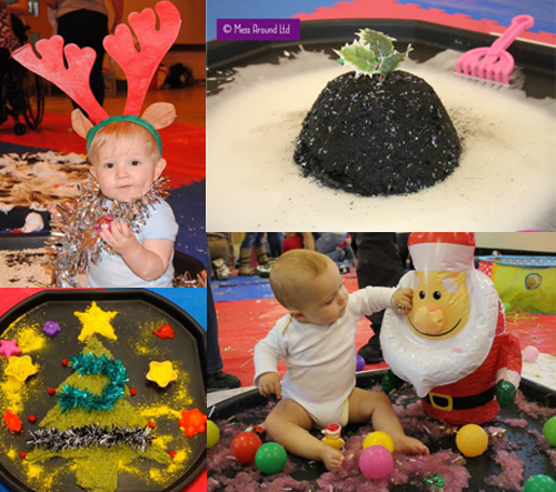 messy play UK