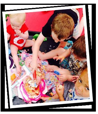 Birthday Parties Mess Around West Yorkshire - Children's birthday parties west yorkshire